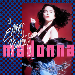 Madonna,_Express_Yourself_single_cover